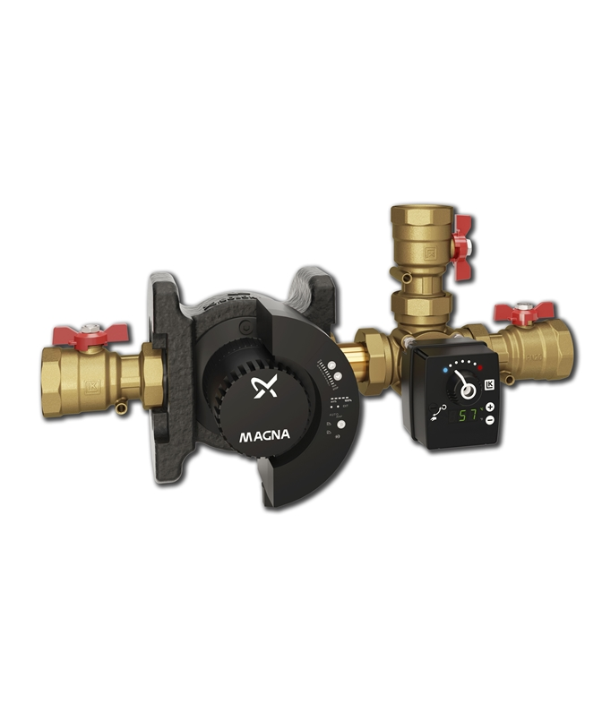LK 816 - Grundfos Magna 32-80 - Female thread Product image (LKA)