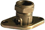 Ball valve with counterflange Product image (LKA)