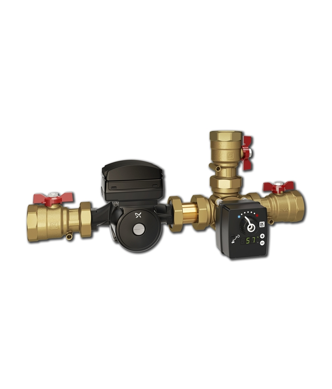 LK 816 - Grundfos UPMXL 32-105 - Female thread Product image (LKA)